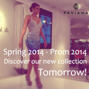 faviana prom 2014 soon